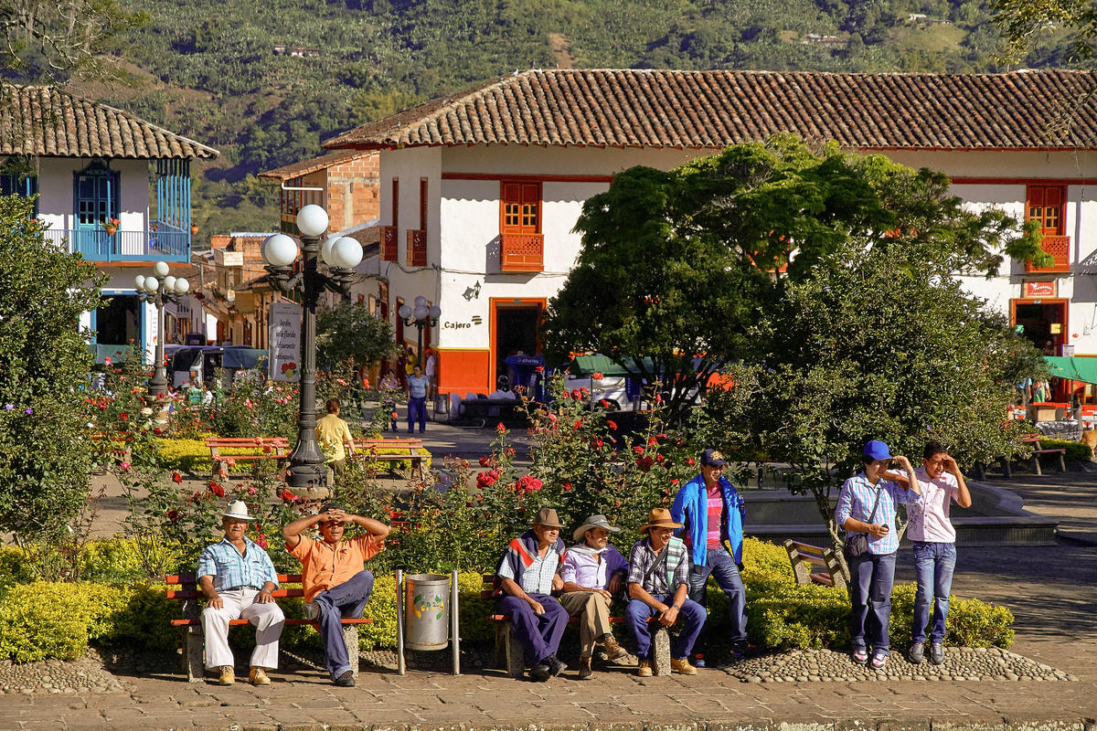 Jardin, Colombia Photo by Pedro Szekely via Flickr Creative Commons
