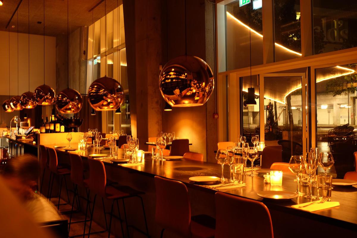 Restaurant Rambla, Copenhagen (Ørestaden) Photo by Kristoffer Trolle via Flickr Creative Commons