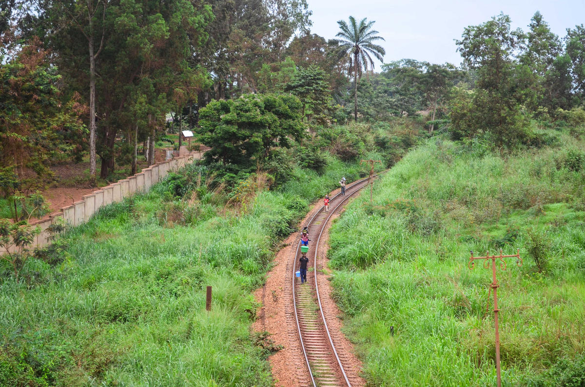 Congo Ocean railway Photo by jbdodane via Flickr Creative Commons