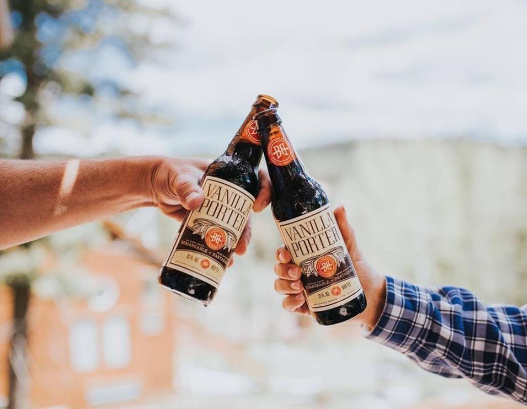 Photo courtesy Breckenridge Brewery Instagram