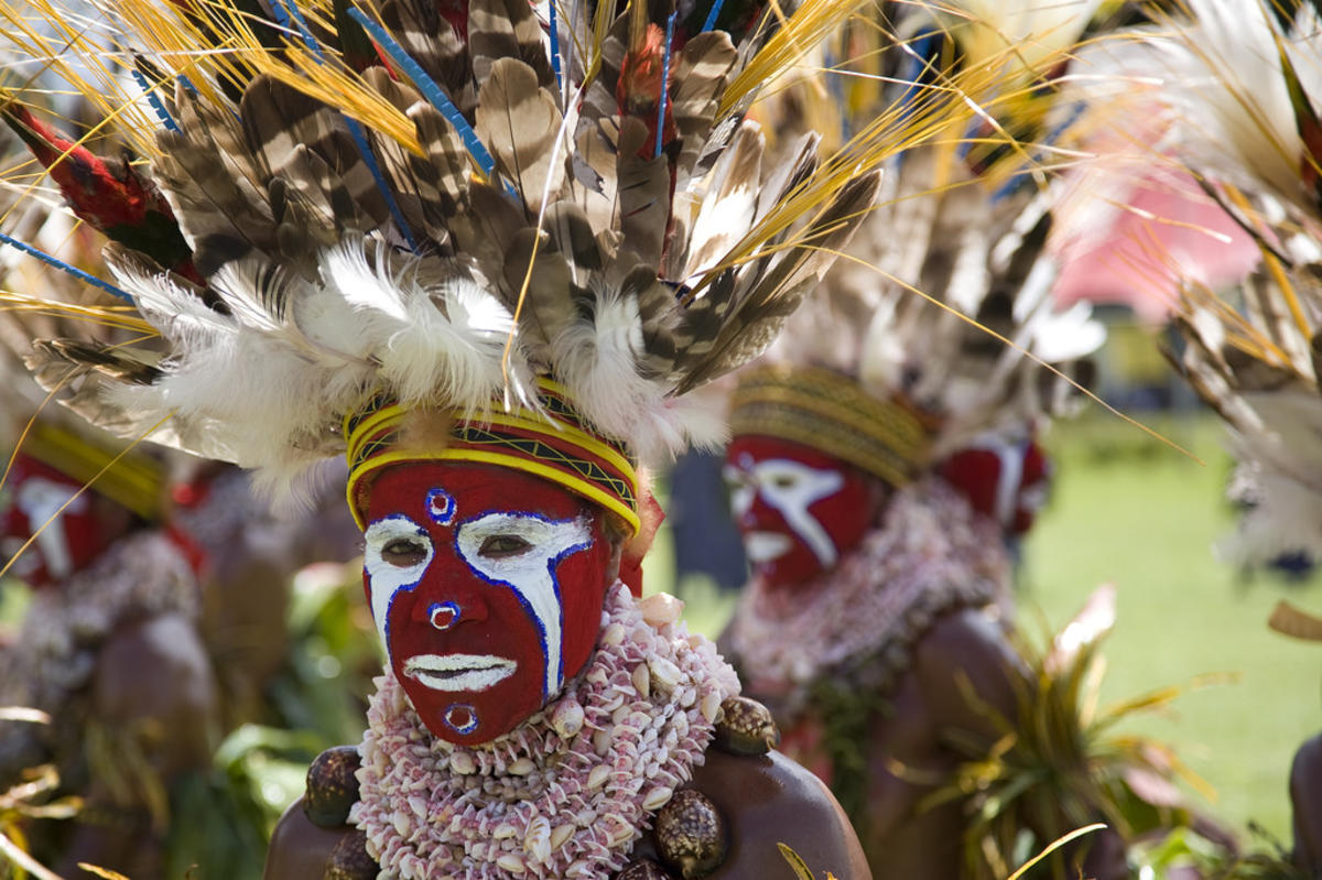 Goroka Show by Anselmo Lastra via Flickr Creative Commons