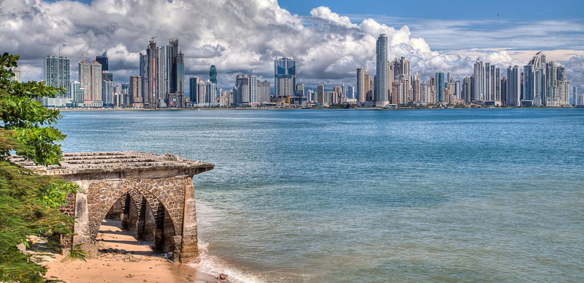 Panama City Skyline by Adam Mizrahi via Flickr Creative Commons