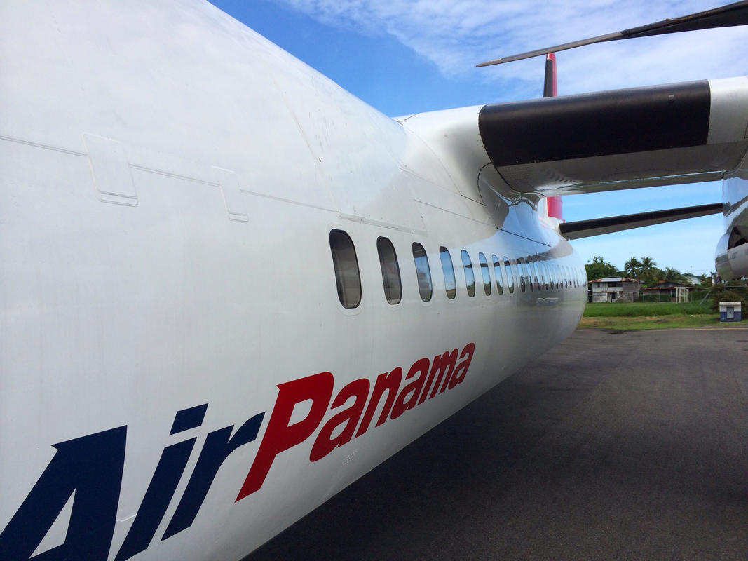 Air Panama by LWYang via Flickr Creative Commons