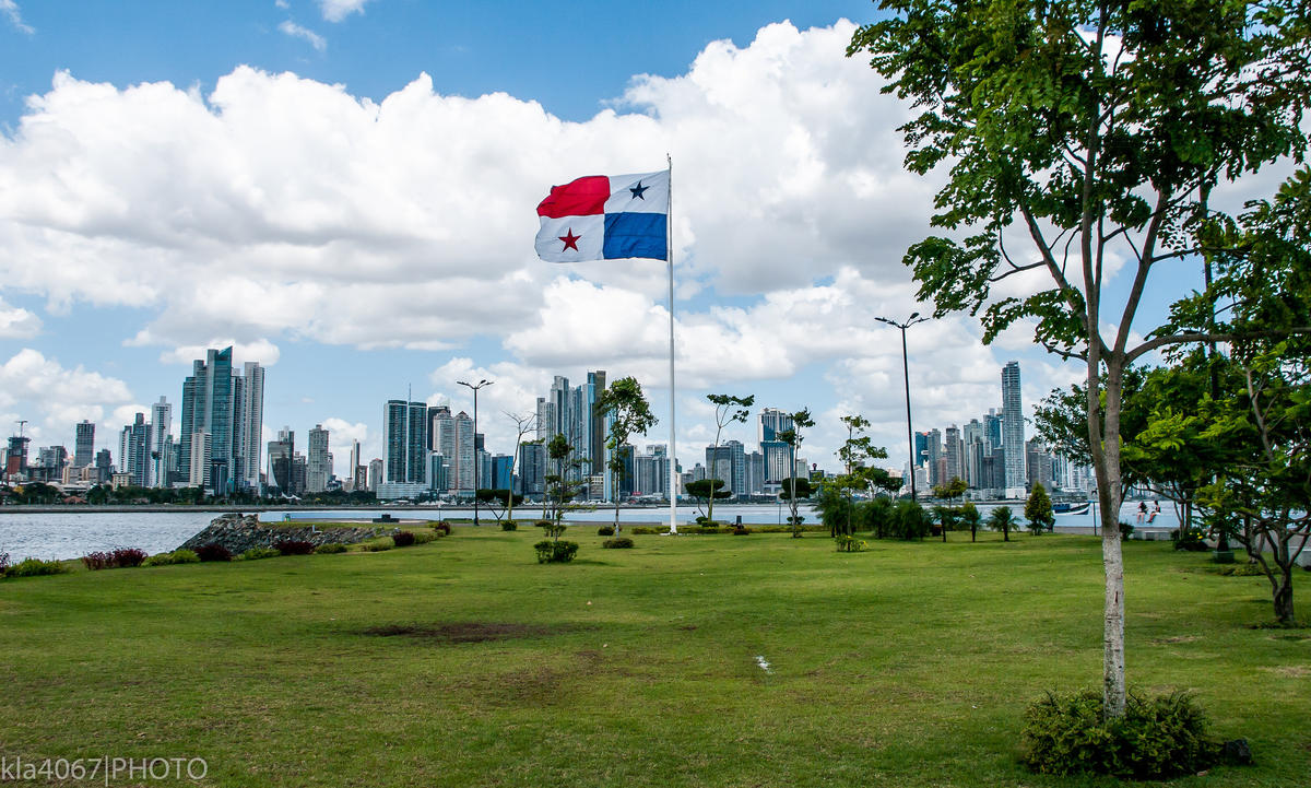 Panama City, Panama by Ron Reiring via Flickr Creative Commons