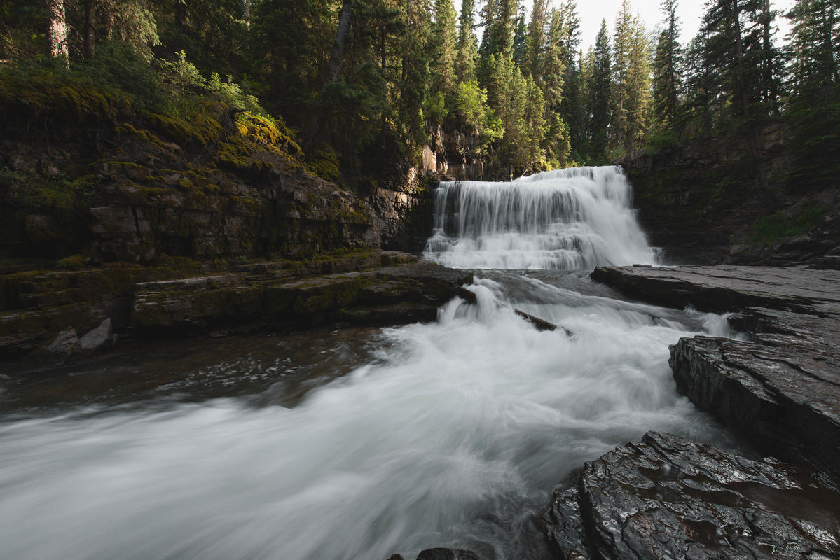 Ousel Falls Photo by Garen M. via Flickr Creative Commons