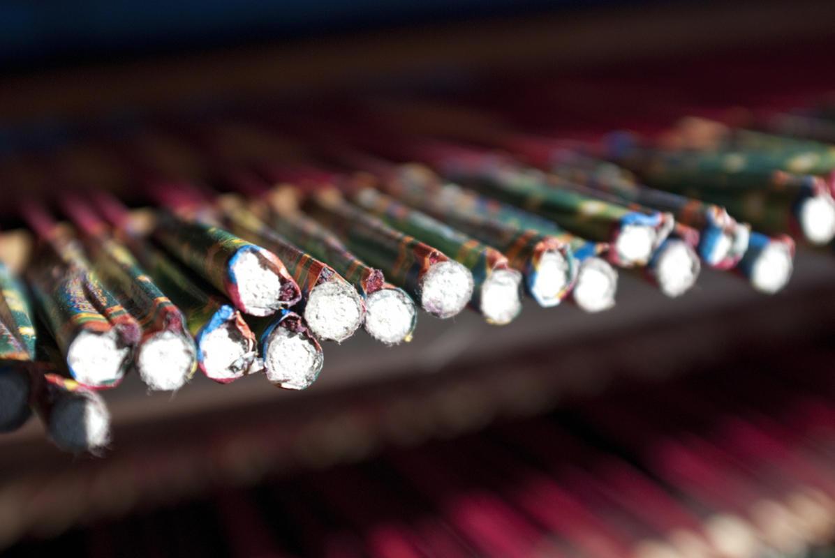 yangshui beehive fireworks Photo by Steve via Flickr Creative Commons