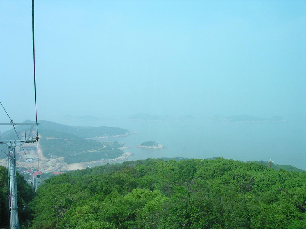 Putuoshan Ningbo Tiantai Shan May 2005 (15) Photo by Jack Parkinson via Flickr Creative Commons