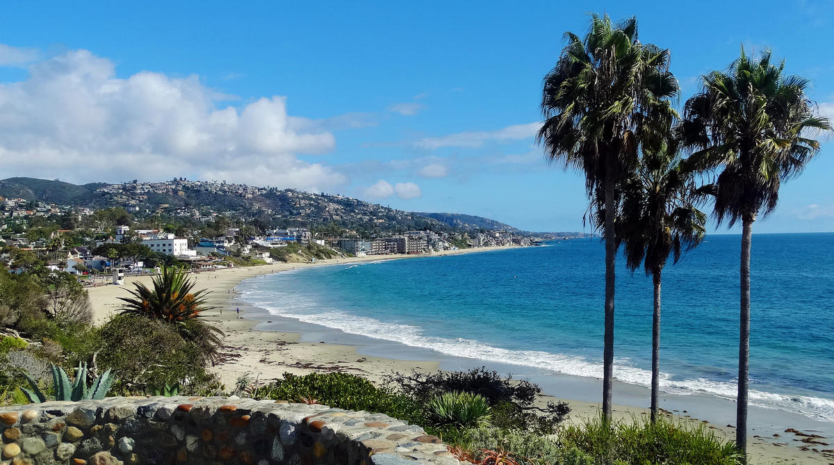 Laguna Beach Photo by Don Graham via Flickr Creative Commons