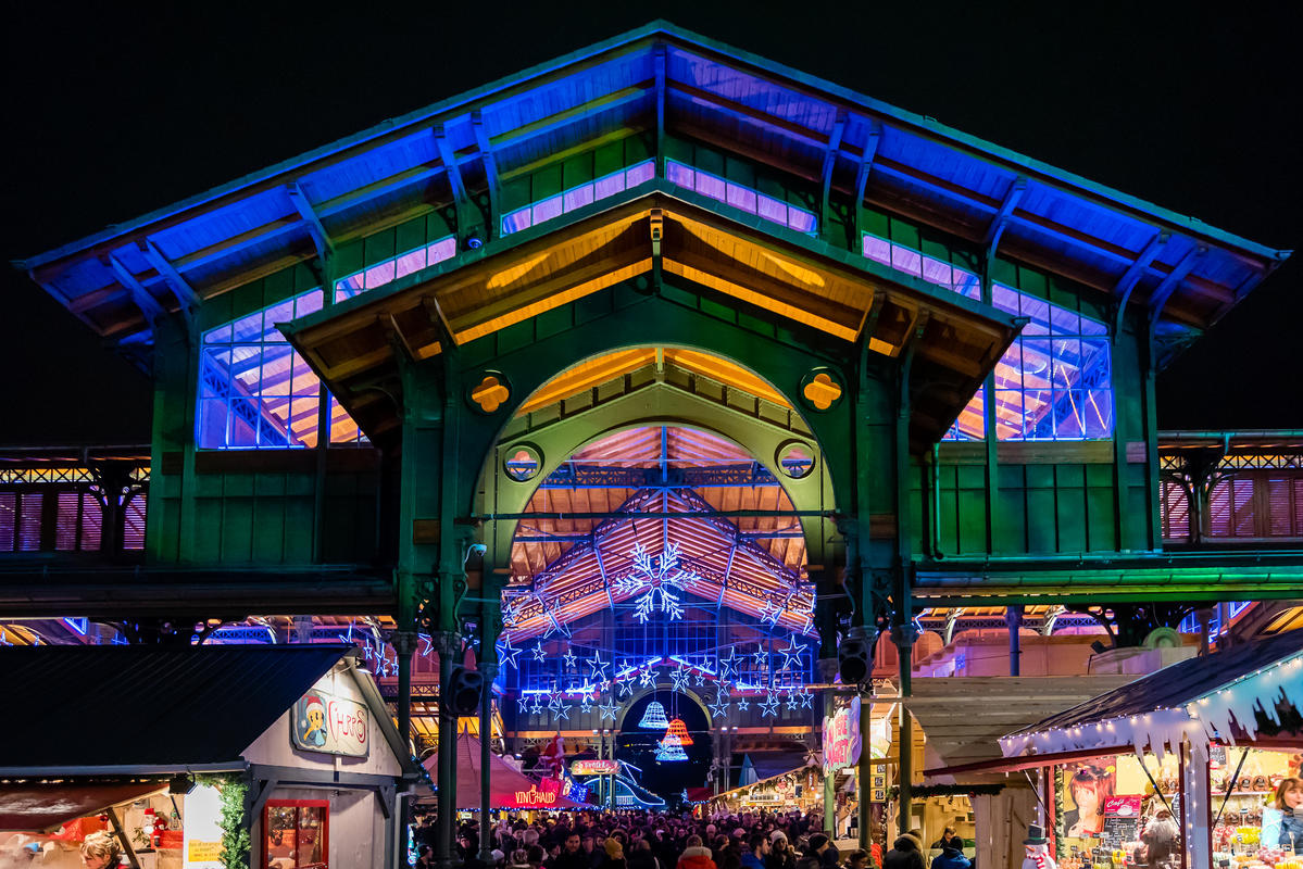 Christmas Market Photo by Luca Florio via Flickr Creative Commons