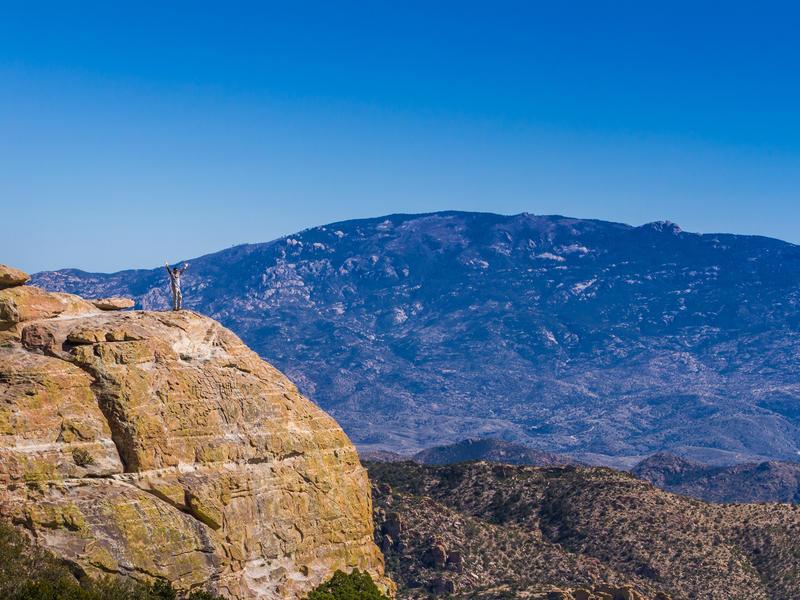 Mt. lemmon windy point 4