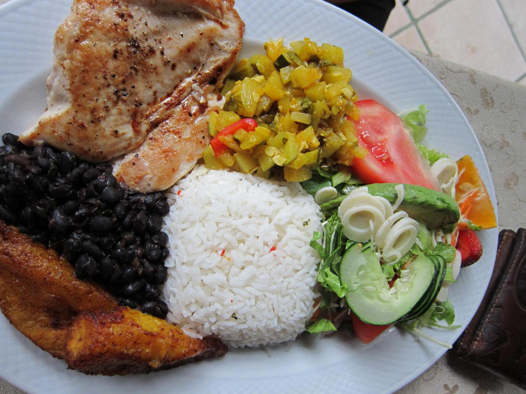 Costa Rica Food And Restaurants