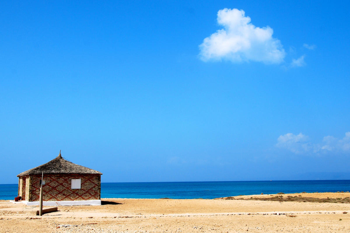 Moucha Island, Djibouti Photo by Ryan Kilpatrick via Flickr Creative Commons