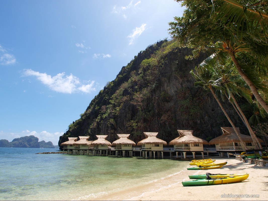 Photo courtesy El Nido Resort