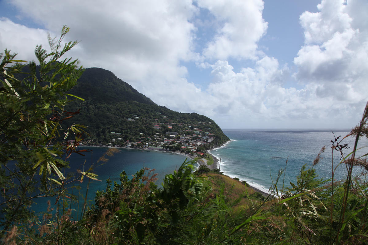 Scotts Head, Dominica Photo by Liam Quinn via Flickr Creative Commons