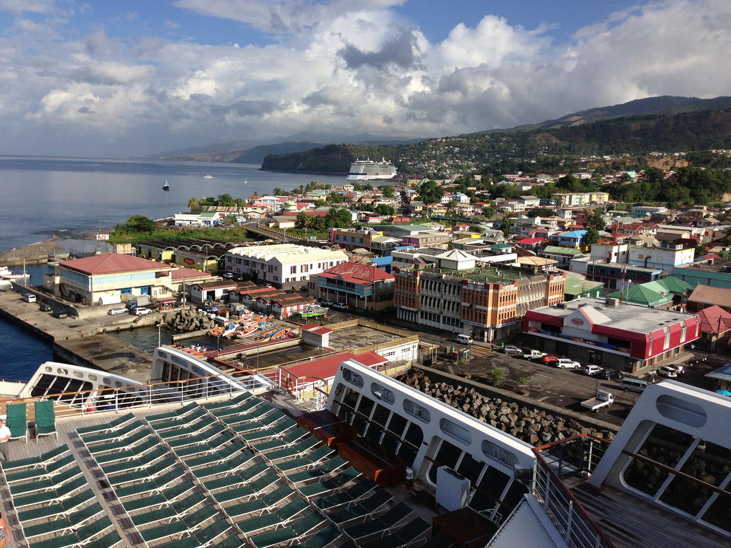 Dominica (iphone pic) Photo by Gary Bembridge via Flickr Creative Commons