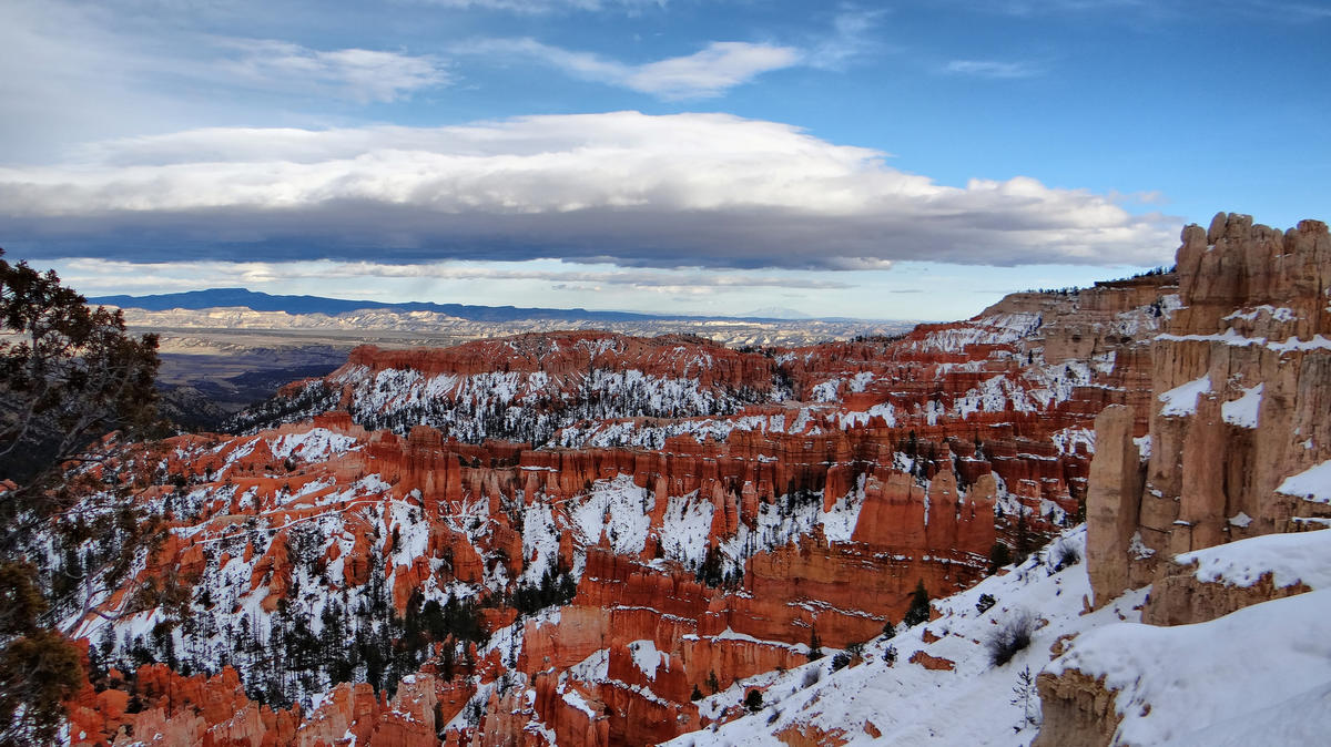 Bryce Canyon National Park Photo by Rene Rivers via Flickr Creative Commons
