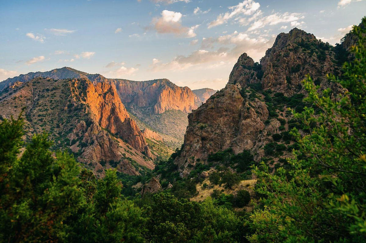 The Chisos Mountains Photo by junaidrao via Flickr Creative Commons