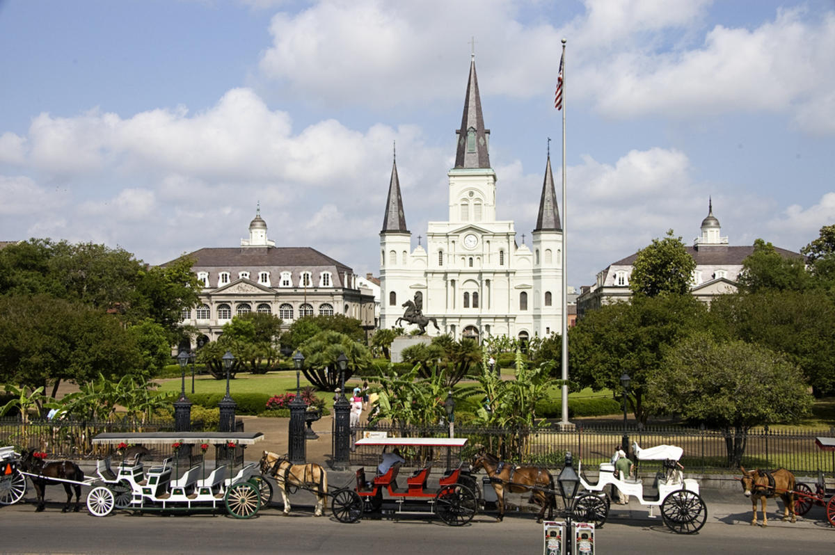 New Orleans Post Card Photo by Britt Reints via Flickr Creative Commons