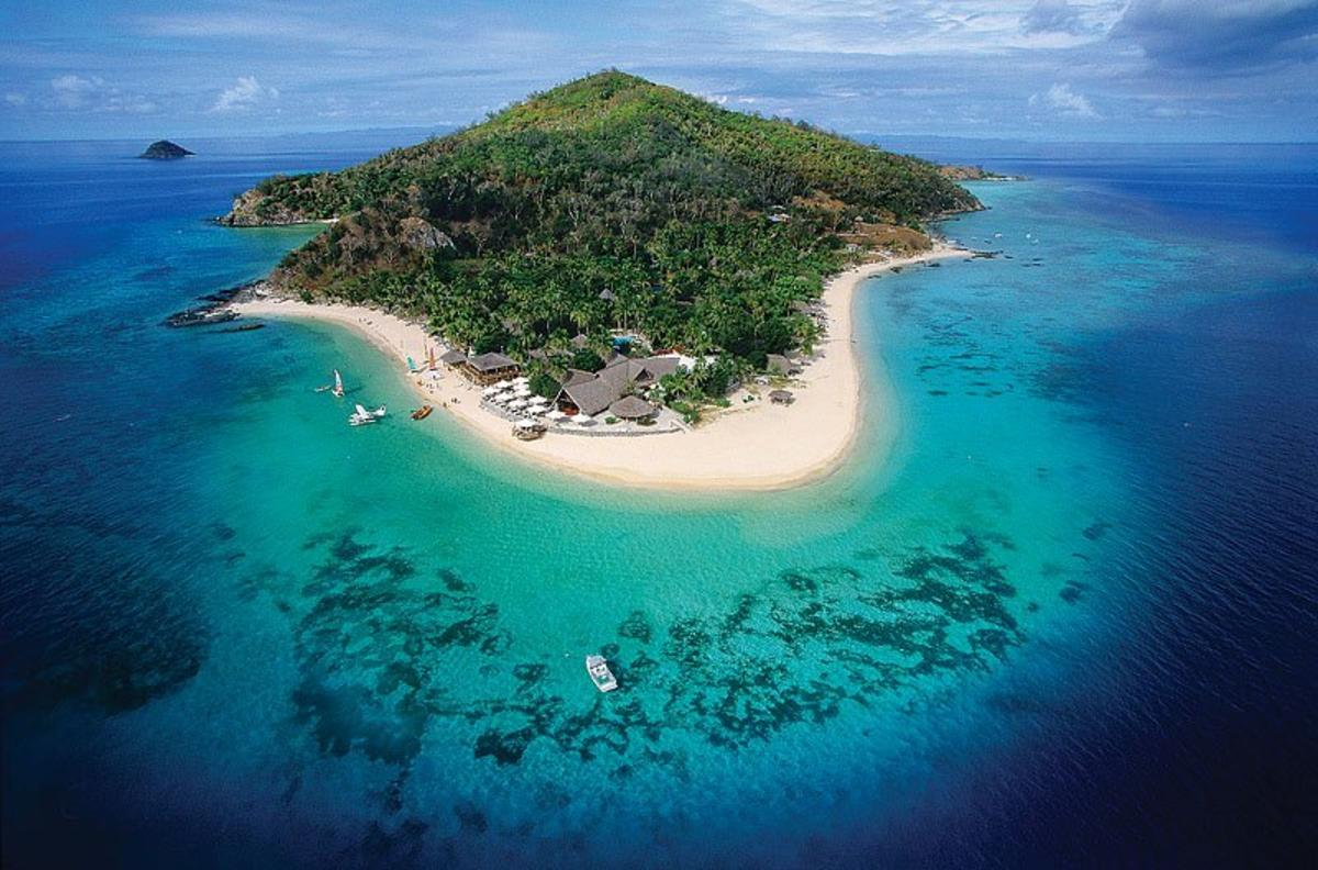 Photo courtesy Castaway Island - Fiji Facebook page