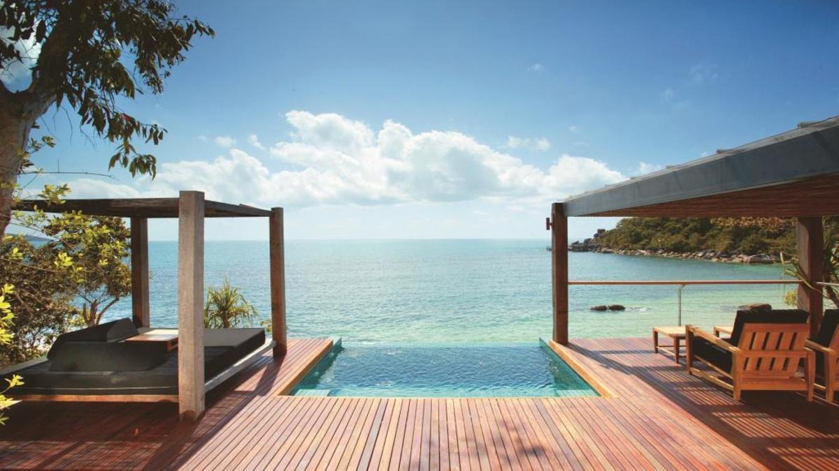 Photo courtesy Bedarra Island Resort