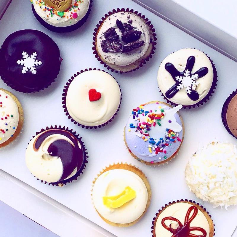 Photo courtesy Georgetown Cupcake Facebook Page