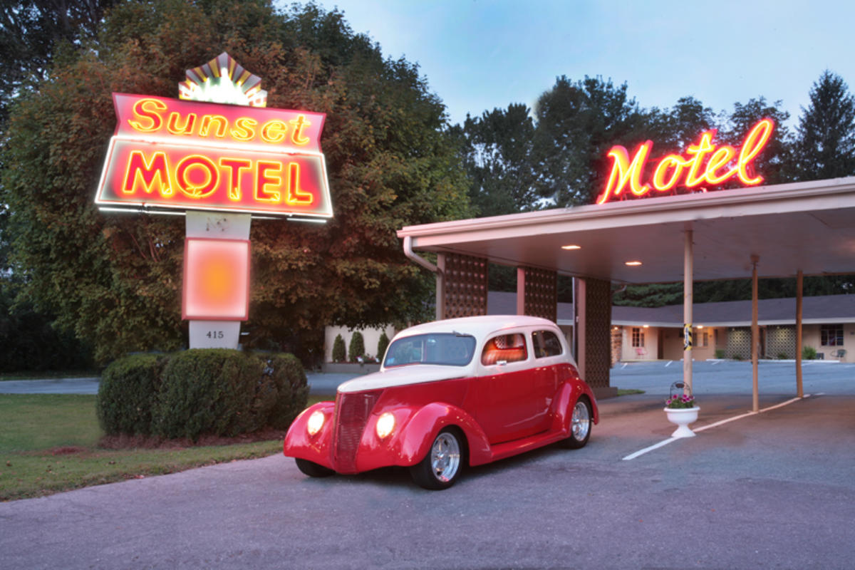 Photo Courtesy: The Sunset Motel