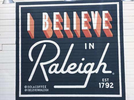 Cover photo i believe in raleigh