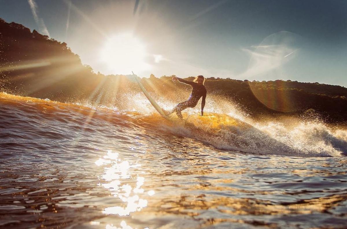 Photo by Surf Snowdonia Instagram