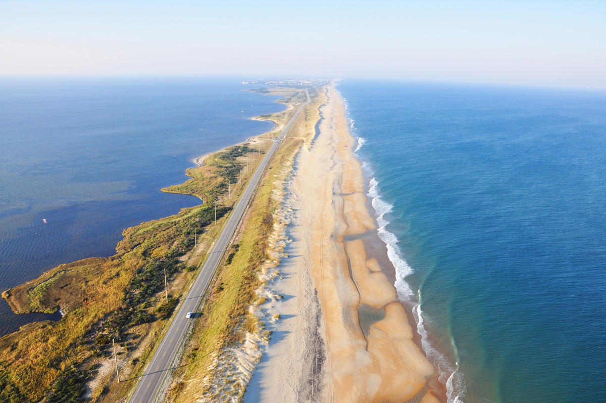 Photo by courtesy Outer Banks Visitors Bureau - outerbanks.org