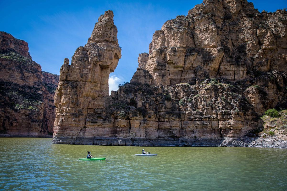 Photo credit: Bighorn Canyon National Recreation Area, Andy Austin