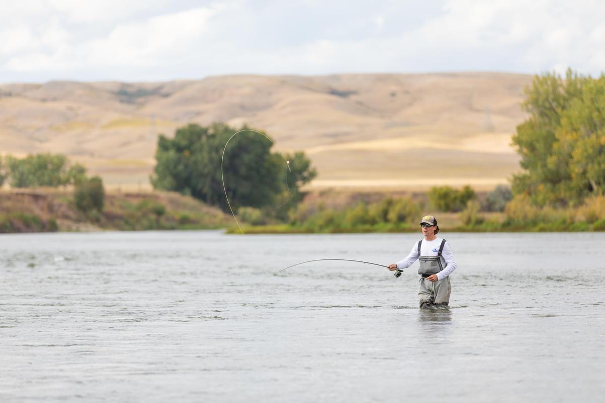 Photo Credit: Fishing on the Bighorn River, Nathan Satran Photography