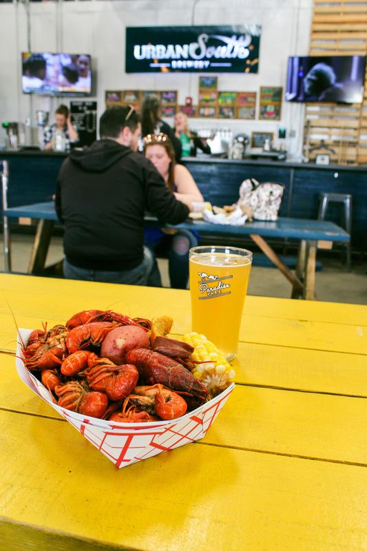 Urban South Brewery - Photo by Katelyn Krulek