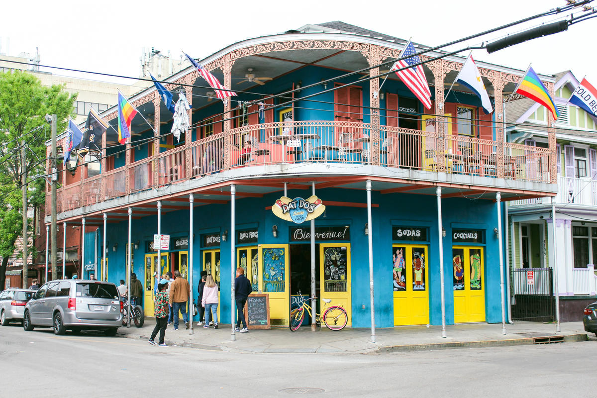Frenchman Street - Photo by Katelyn Krulek