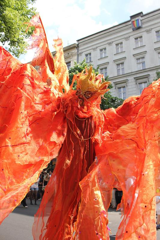 Berlin: Carnival of Cultures. Photo courtesy of visitBerlin.
