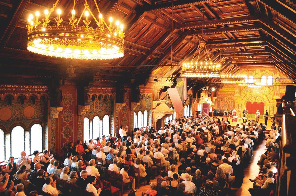 Wartburgkonzert im Festsaal: MDR/ C. Höhne