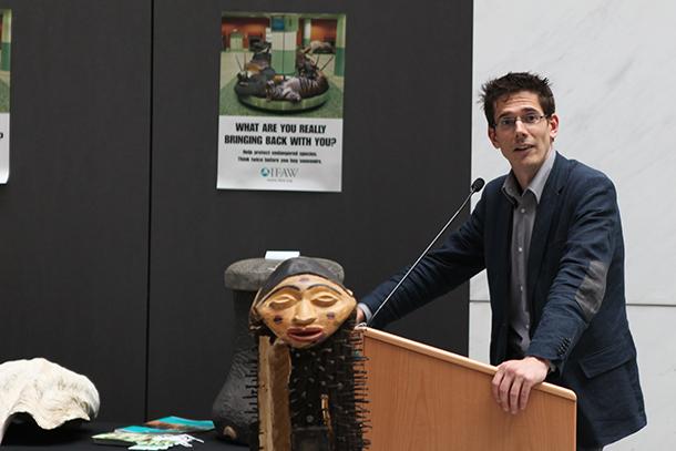 Bas Eickhout Greens/EFA, NL