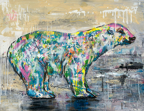 Does art just reflect, or can it help to save our wildlife?