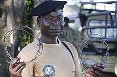 SLIDESHOW: Aanpak illegale handel noodzaak om bedreigde diersoorten in Afrika te