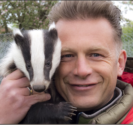 Chris Packham makes a plea to the UK presenters Ant and Dec to harness the powe