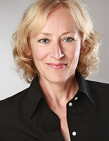 Dörte von der Reith, Communications Officer, Germany