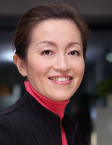 Grace Ge Gabriel, Regional Director, Asia