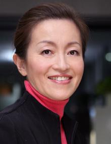 Grace Ge Gabriel, Regionaldirektorin Asien