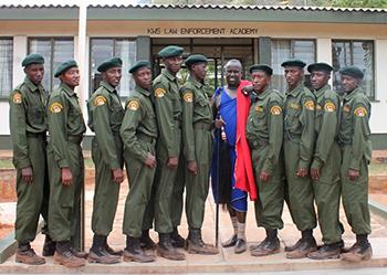 Community Rangers halen hun diploma - een memorabel moment voor de bescherming v