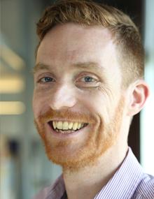 Matt Collis, Directeur par intérim du programme Conservation de la faune marine