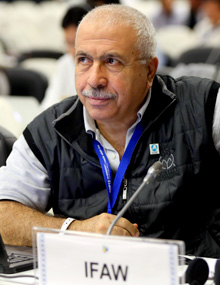 Dr. Akram Darwich, Programme Manager, IFAW Middle East and North Africa