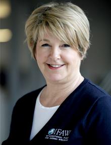 Sonja Van Tichelen, Vice President of International Operations