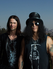 SLASH AND MYLES KENNEDY,Musicians