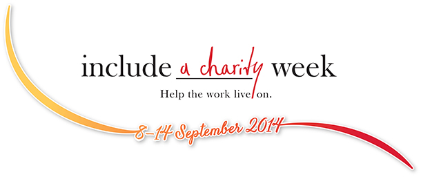Include a Charity Week raises awareness charity gifts in wills.