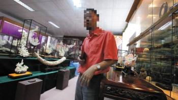 IFAW: China shuts down one third of ivory factories and shops