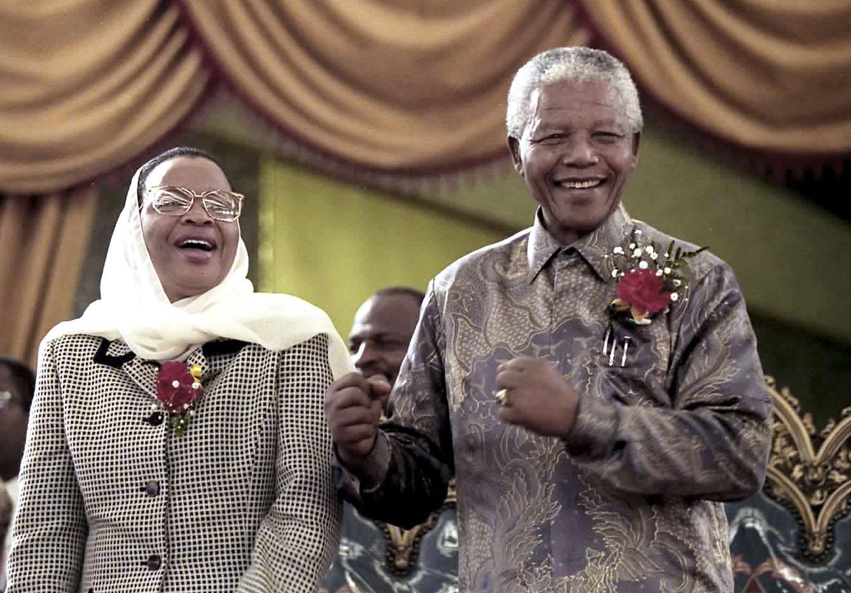 Nelson Mandela – 1918-1913